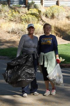 Women Keep Truckee Meadows Beautiful! Happy Women's Day!
