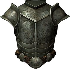 Steel Plate Cuirass