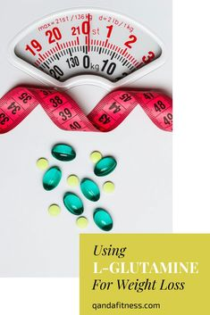 L-Glutamine is popular among athletes and bodybuilders for the effect it can have on muscle growth and maintenance, but can it also help you lose weight? - QandA Fitness - #fitness #WeightLossHelp #supplements