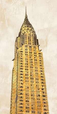 Gilded Skyscraper I