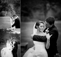 Bride & Groom | Wedding | Black and White | Lake George | Adirondacks © Matt Ramos Photography