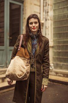 The Best Paris Street Style Looks from Paris Fashion Week