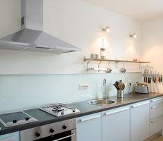 Blogissa: Sähkö- vai kaasuliesi keittiöön? #UnelmienAsunnot #oikotieasunnot #keittiö #liesi #kaasuliesi #sähköliesi