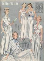 Vintage nightwear