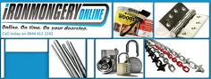 Ironmongery Online All Your #DIY needs covered