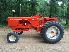 ALLIS-CHALMERS ONE-EIGHTY
