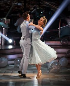 Strictly Come Dancing 2015 - Week 4 - Kellie and Kevin