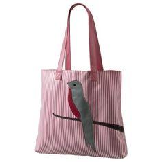 Bird tote bag at Target