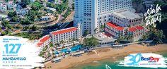 El resort cuenta con 287 habitaciones de lujo, 8 Junior Suites y 36 Master Suites. Ofreciendo entretenimiento para adultos y actividades para los niños, áreas exclusivas de playa y de relajación. es un hotel con una excelente playa privada, alojamiento de lujo, modernas amenidades, spa, piscina y amplias instalaciones para eventos. #OjalaEstuvierasAqui