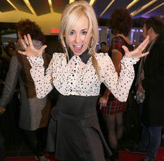 Mariloup Wolfe vous offre la chance de faire partie d'une émission de télé   HollywoodPQ.com