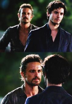 Revolution - Monroe & Connor #2.11 #Season2