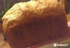 Házi kenyér kenyérsütőgépben Kenya, Bread Recipes, Baking, Food, Breads, Bakken, Eten, Bread, Backen