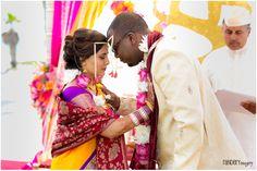 Maharashtran-Hindu Indian wedding and Christian wedding ceremonies at beautiful. Randery Imagery Photography  SoCal resort www.shaadishop.co