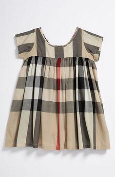 Burberry Check Dress. Drool