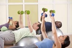 How to Put Together a Group Exercise Routine - http://www.amazingfitnesstips.com/how-to-put-together-a-group-exercise-routine