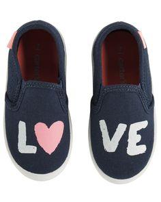 Baby Girl Carter's Slip-On Shoes | OshKosh.com