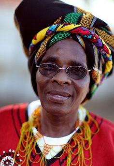 Faces, Langa, Cape Town woman - Dietmar Temps