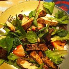 Amy's Sensational Summer Salad Allrecipes.com   Paired with Vietti Barbera d'Asti Tre Vigne 2013