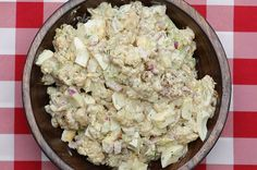 """This Cauliflower """"Potato"""" Salad Will Get You In The Mood For Spring"""