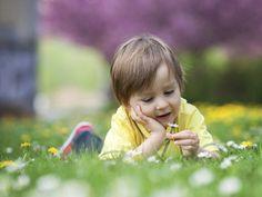 9 frases de criancas sobre o jardim.