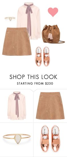 """Untitled #658"" by irinairina745 on Polyvore featuring See by Chloé, Catbird, Acne Studios and UGG"
