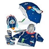"Kidorable ""Space Hero"" Rain Gear Collection"