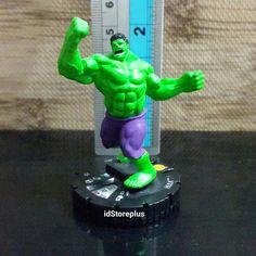 Jual beli Miniatur Hulk 033 Avengers Assemble Marvel Heroclix WizKids RARE di Lapak idStoreplus - idstoreplus. Menjual Static Figure - PAJANGAN UNIK KOLEKSI MAINAN MINI FIGURE Miniatur Hulk 033 Avengers Assemble Marvel Heroclix WizKids RARE