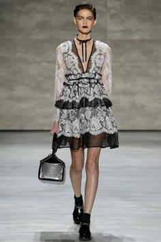 Zimmermann - Autumn/Winter 2014-15 Ready-To-Wear - NYFW (Vogue.co.uk)