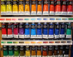 Oil Colour Paints