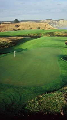 Cape Kidnappers, Golf Course, Hawkes Bay, North Island, New Zealand Beautiful