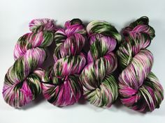 A personal favorite from my Etsy shop https://www.etsy.com/listing/466144877/merino-superwash-worsted-hand-dyed-yarn