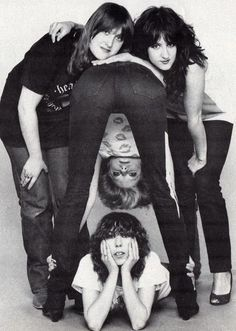 Girlschool-New Wave of British Heavy Metal band that I love