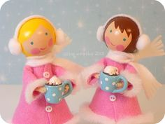 winter dollies