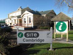 Cambridge, New Zealand | The face of Cambridge New Zealand | Michael Jeans