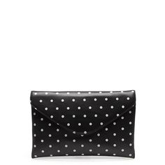 J.Crew; Dot Invitation clutch