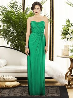 bridesmaids? emerald- color of the year--instead of mint?