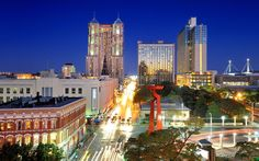 June: San Antonio, Texas -  The Cheapest Places to Travel for Each Month of the Year | Travel + Leisure (It's stealing all the attention away from Austin, its neighbor to the north, and with good reason: San Antonio is now home to a buzzy restaurant scene and the beautiful new Emma hotel, designed by Roman & Williams and set in the former Pearl Brewery. It's also 49 percent cheaper to stay here than it is to stay in Austin and you're still just an hour's drive away.)