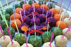 Watermelon, Cabbage, Salads, Pasta, Fruit, Vegetables, Desserts, Happy Birthday, Foods
