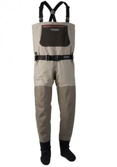 The Different Types Of Fishing Waders - A Guide