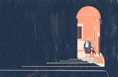 Portico d'ottavia on Behance