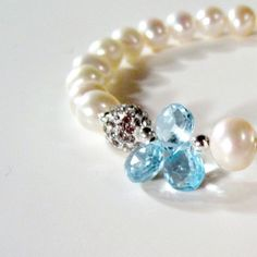 This gorgeous bracelet would make some lucky lady very happy!!!