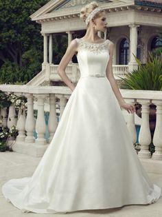 Casablanca Bridal Gown Style - 2154
