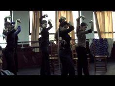 Maria Juncal. Ensayo Gral en Amor de Dios - Flamenco from The Roots Collection - YouTube