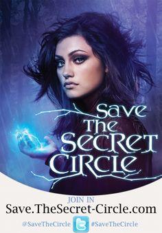 Save The Secret Circle! I love Phoebe Tonkin!