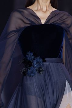 Farb-und Stilberatung mit www.farben-reich.com - Ralph & Russo at Couture Fall 2014 (Details)