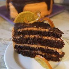 Orange Mocha Cake vegan, plantbased, Earth Balance, Made Just Right Sweet Recipes, Cake Recipes, Dessert Recipes, Chocolate Desserts, Healthy Desserts, Cupcakes, Cupcake Cakes, Delicious Vegan Recipes, Yummy Food