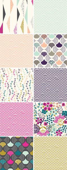 Beautiful patterns!
