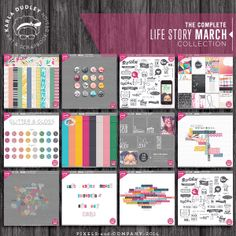 Life Story | March '14 | Complete Collection