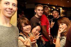 2016 February 27 FIFO Party Hiroshima | FIFO国際交流パーティー The FIFO International Party 福岡 大阪 札幌 広島 Fukuoka Osaka Sapporo