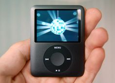 How to Unfreeze an iPod Nano. A frozen iPod isn't much more than an expensive paperweight. Before you take it back to the store, however, there are a couple of fixes you can try at home to get it working again. Network For Good, Ipod Nano, Made Video, Music Therapy, Mp3 Player, Videos, Apple, Ipods, Audio